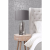 Picture of Asher Silver Distressed Texture Wallpaper