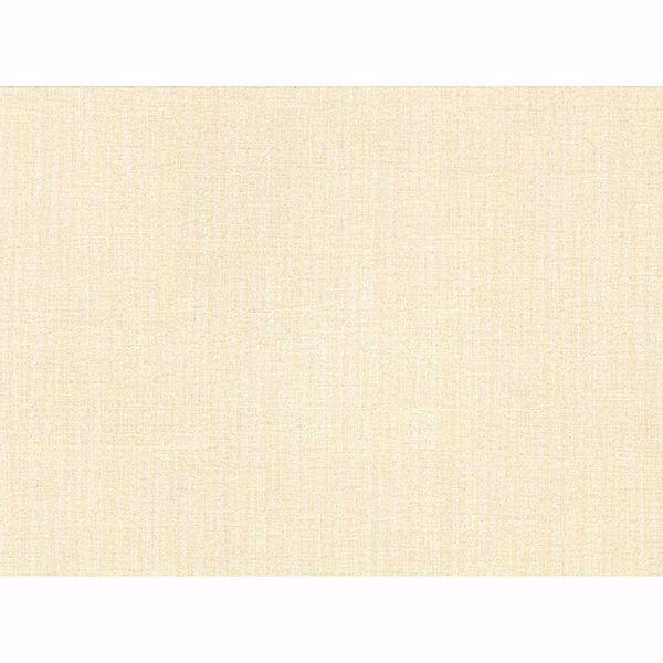 Picture of Colicchio Light Yellow Linen Texture Wallpaper