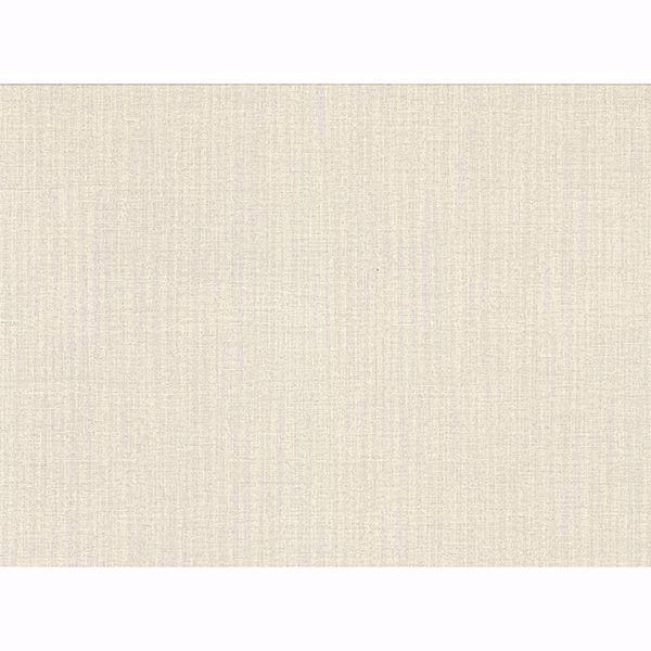 Picture of Colicchio Cream Linen Texture Wallpaper