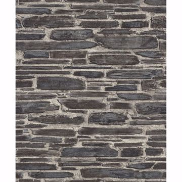 Picture of Cassandre Black Stone Wallpaper