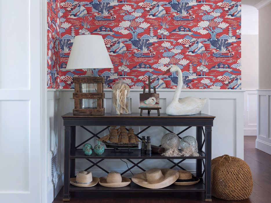 Patriotic Inspiration: Red, White & Blue Will Never Go Out of Style