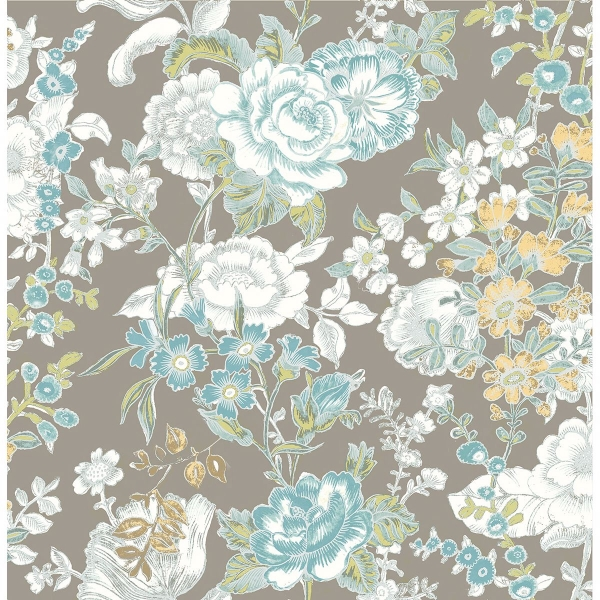 Picture of Ainsley Grey Boho Floral