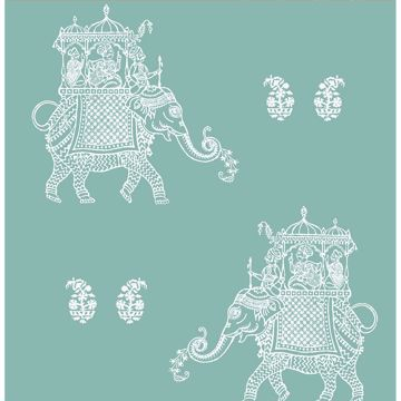 Picture of Ophelia Turquoise Elephant