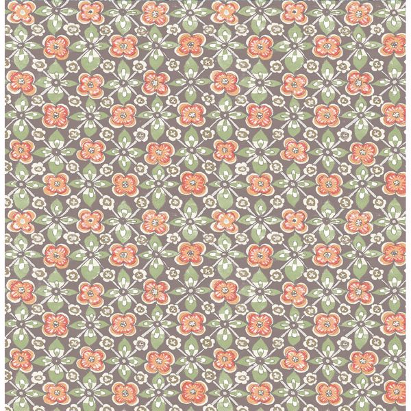 Picture of Free Spirit Coral Floral