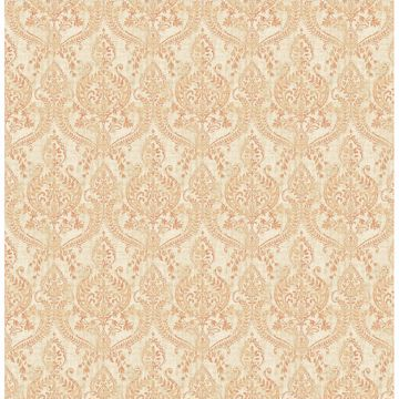 Picture of Isla Rust Petite Damask