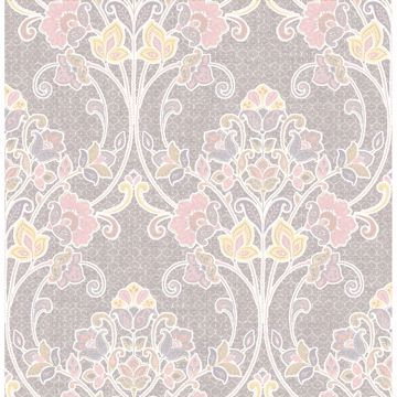 Picture of Willow Pink Nouveau Floral