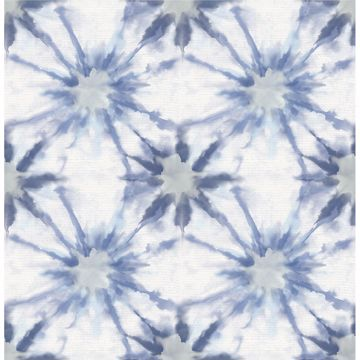 Picture of Iris Indigo Shibori