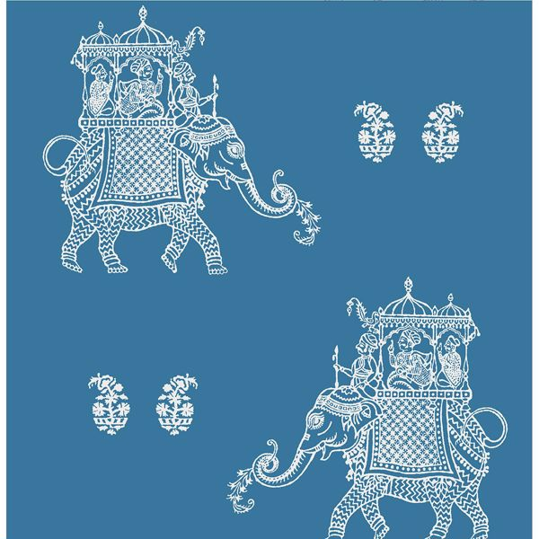 Picture of Ophelia Blue Elephant