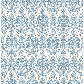 Picture of Isla Indigo Petite Damask