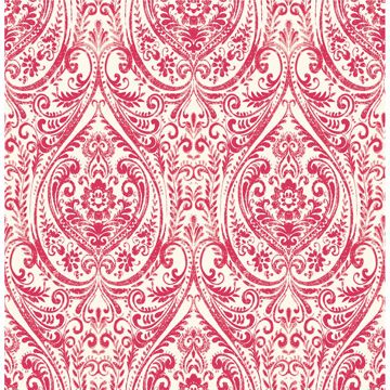 Picture of Gypsy Red  Damask