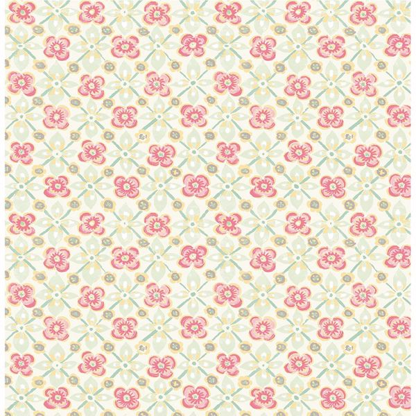 Picture of Free Spirit Pink Floral