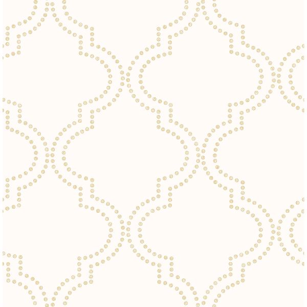 Picture of Tetra Cream Quatrefoil