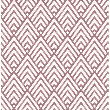 Picture of Vertex Burgundy Diamond Geometric