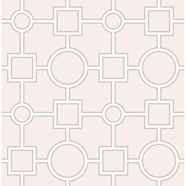 Picture of Matrix Light Grey Geometric