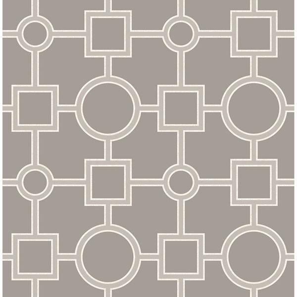 Picture of Matrix Taupe Geometric