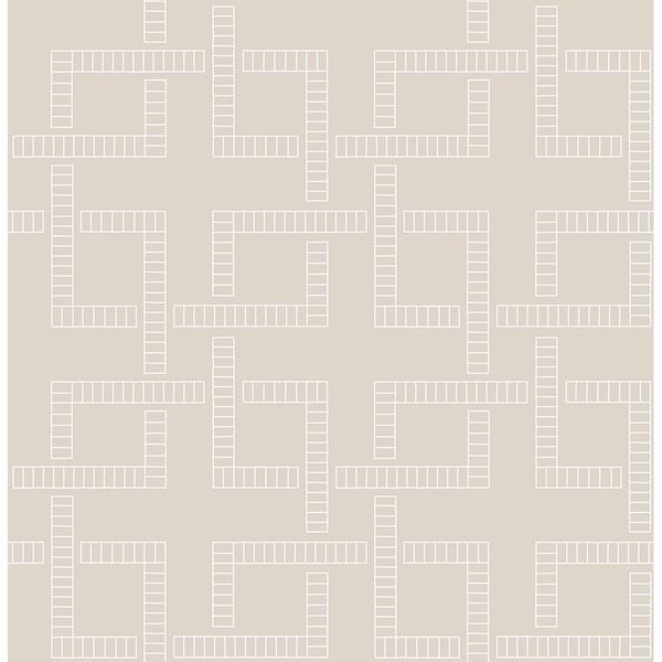Picture of Theory Beige Geometric