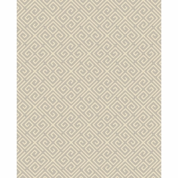 Picture of Omega Taupe Geometric