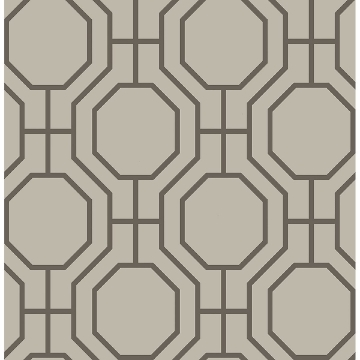 Picture of Circuit Taupe Modern Ironwork