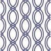 Picture of Infinity Indigo Geometric Stripe