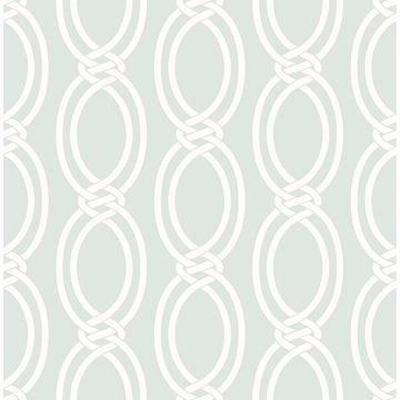 Picture of Infinity Mint Geometric Stripe