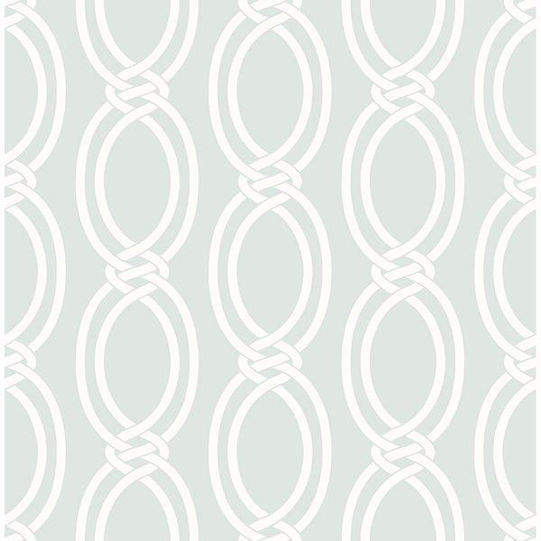 Picture of Infinity Mint Geometric Stripe