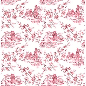 Picture of Laure Merlot Toile