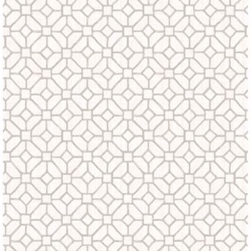 Picture of Gigi Light Grey Geometric