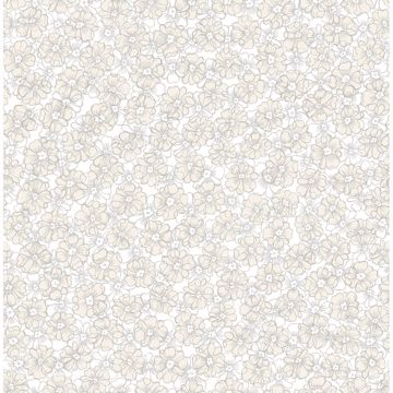 Picture of Allison Taupe Floral