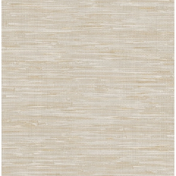 Picture of Natalie Beige Faux Grasscloth