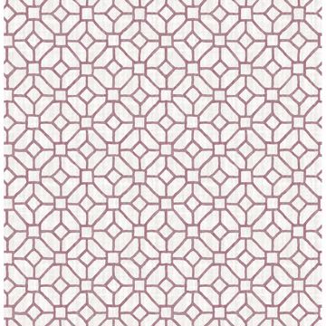 Picture of Gigi Plum Geometric