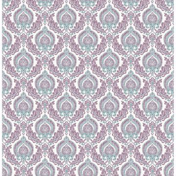 Picture of Lulu Plum Damask