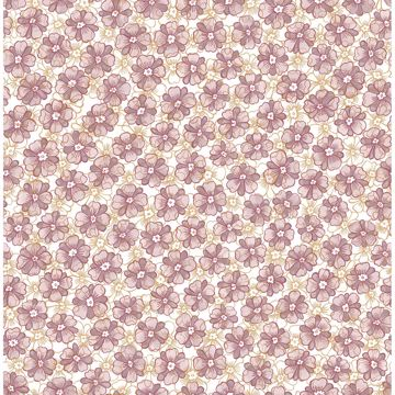 Picture of Allison Lavender Floral