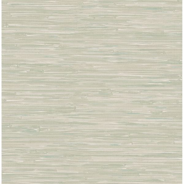 Picture of Natalie Sage Faux Grasscloth