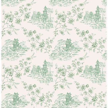 Picture of Laure Green Toile