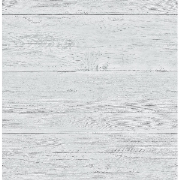 Picture of White Washed Boards Aqua Shiplap