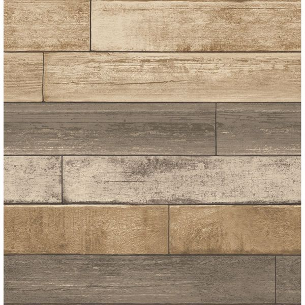 Picture of Weathered Plank Wheat Wood Texture