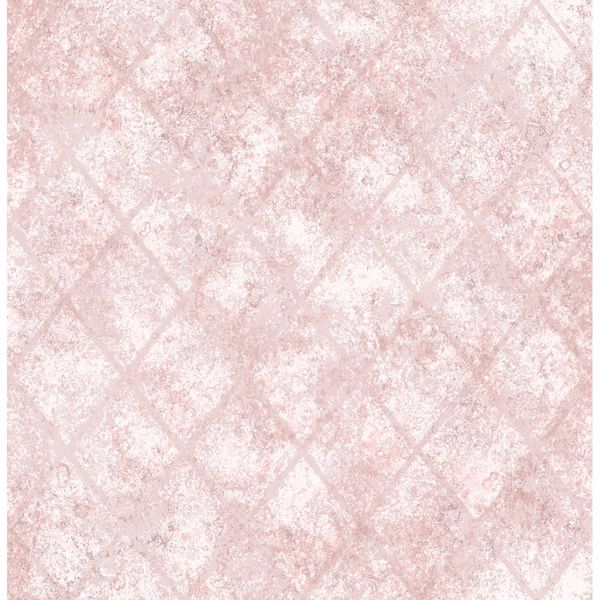 Picture of Mercury Glass Pink Distressed Metallic