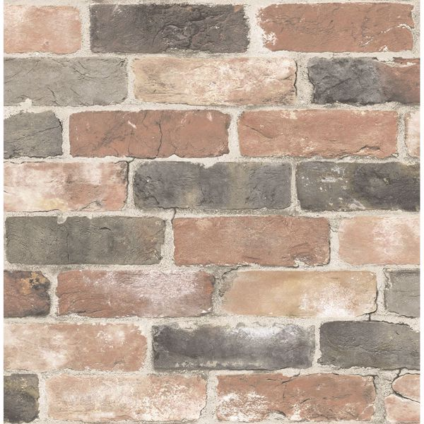 Picture of Reclaimed Bricks Dusty Red Rustic