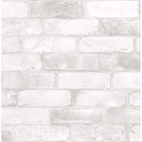 Picture of Reclaimed Bricks White Rustic