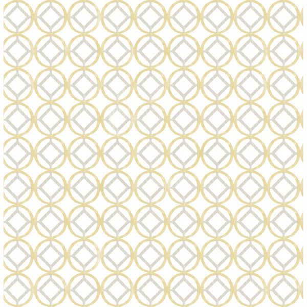 Picture of Star Bay Gold Geometric