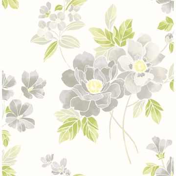Picture of Claressa Grey Floral
