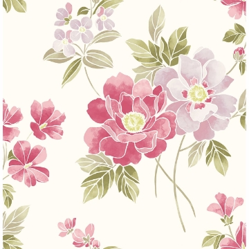 Picture of Claressa Pink Floral