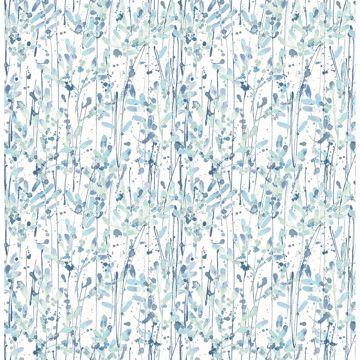 Picture of Willow Blue Leaves