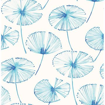Picture of Paradise Blue Fronds