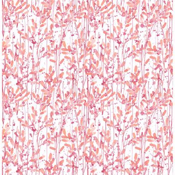 Picture of Willow Pink Leaves
