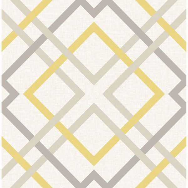 Picture of Saltire Yellow Lattice