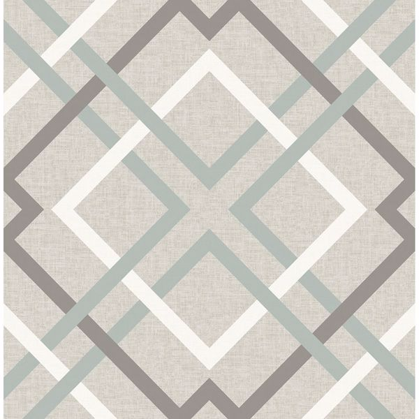Picture of Saltire Taupe Plaid