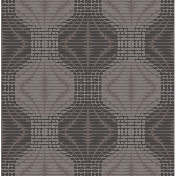 Picture of Optic Brown Geometric