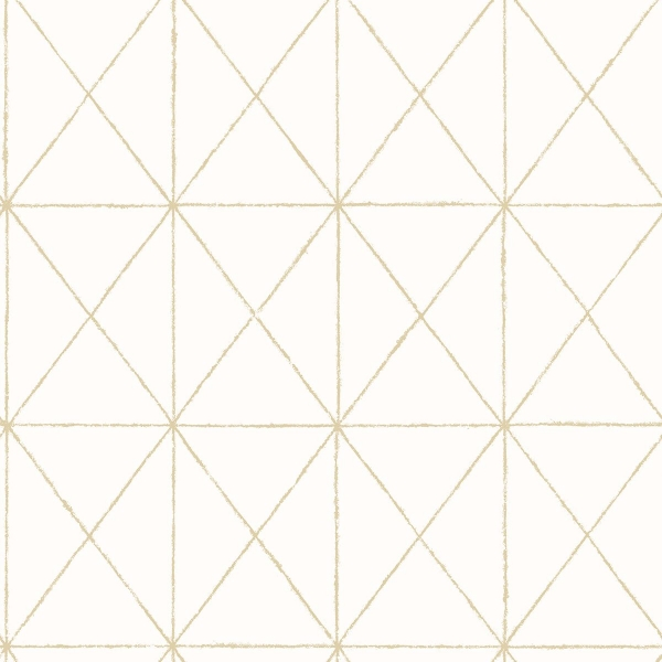 Picture of Intersection Gold Geometric