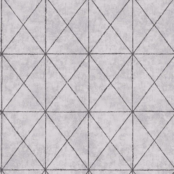 Picture of Intersection Silver Geometric